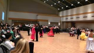 UPenn Classic 2015 - Smooth Silver Tango Semifinal