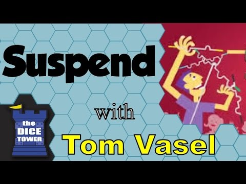 Suspend Review - with Tom Vasel