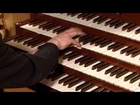 Max Reger - Orgelphantasie über