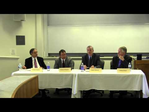 Panel Discussion: What National Security Lawyers Do