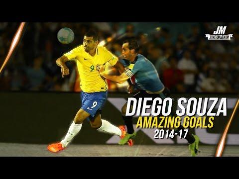 Diego Souza ● MASTERCLASS ● Amazing Goal Show | Sport Recife 2014-17 | HD