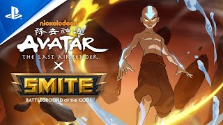 Smite - SMITE x Avatar: The Last Airbender Battle Pass Reveal | PS4