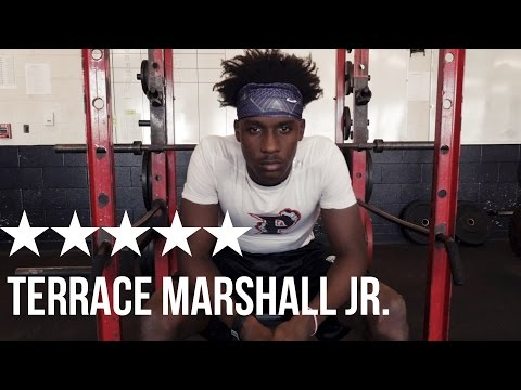 Terrace Marshall Jr.: #1 WR Recruit In USA