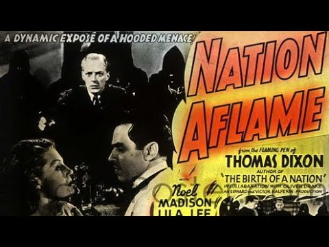 Nation Aflame (1937) | Obscure #MAGAsploitation - Must See!