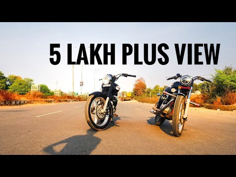 Bullet Standard 350 Vs Electra 350 Compare HINDI