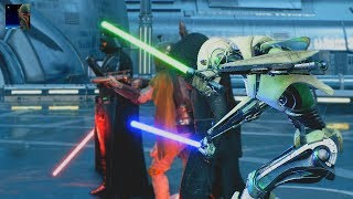 Star Wars Battlefront II - Heroes vs Villains Gameplay (No Commentary)