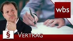 Jura Basics: Wie kommt ein Vertrag zustande? | Rechtsanwalt Christian Solmecke
