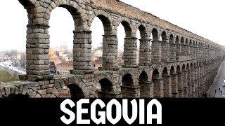 SEGOVIA (España): LUGARES de INTERÉS 🏰 qué ver en un día!