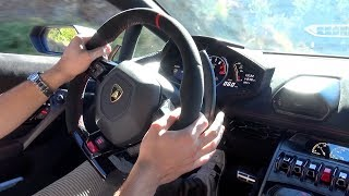 Lamborghini Huracán Performante RIDE - Brutal Accelerations and CRAZY V10 SOUND!