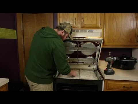 How To Fix Gl Stove Top