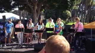 Long Beach Funk Fest 2014,   Funk Angels, Funk Get Ready to Roll, Parliament Cover