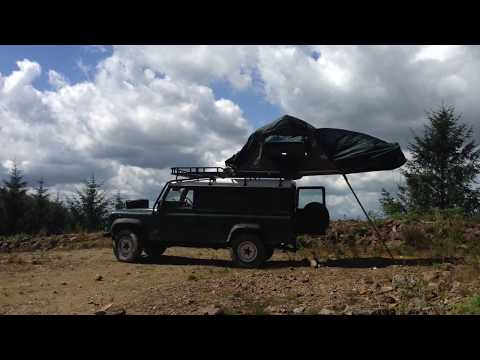 Hannibal Impi Roof top tent Demonstration FULLY INDEPENDENT SUSPENSION AXIAL CHASSIS FRONT MOUNT PLANETARY.. YES WE ARE FINALLY WORKING ON THE LR3! & Hannibal Impi Roof top tent Demonstration FULLY INDEPENDENT ...
