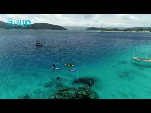 【TOKAI 4K】【4K画質】田中律子の旅するSUP Season.2 沖縄①