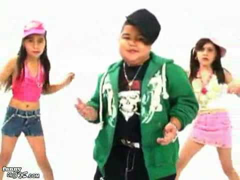Mini Daddy The New Little Mexican Rapper