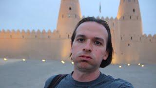 Así acabó mi último viaje | Emiratos Árabes Unidos - AL AIN (ciudad de Oasis)