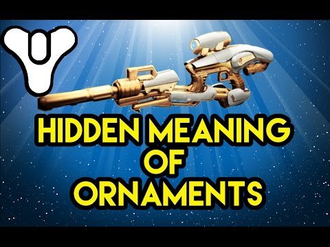 Destiny Lore All exotic primary weapon ornament lore