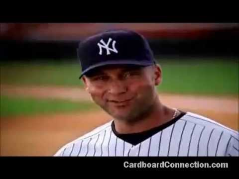2008 Upper Deck Baseball Cards Commercial With Derek Jeter