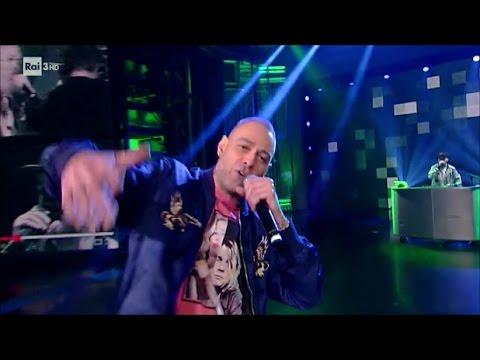 """Fabri Fibra - Intervista e live """"Fenomeno"""" - Che Tempo che fa 26/03/2017"""