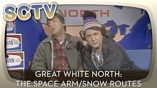 Great White North: The Space Arm/Snow Routes