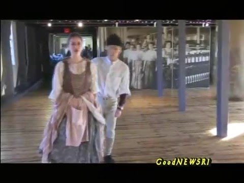 Slater Mill Dance on GoodNEWSRI