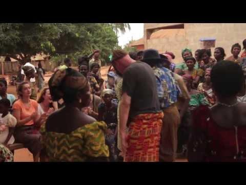 A Ghanaian Funeral