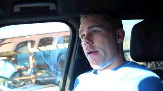 BILLY JOE SAUNDERS GIVES REASONS FOR STEPPING ASIDE FOR ANDY LEE v PETER QUILLIN FIGHT - INTERVIEW