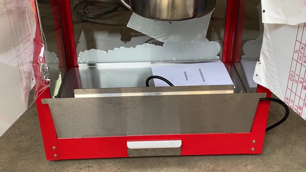 Popcorn Machine / Popcorn Making Machine M: +91 990980 6644 / 72260 66664