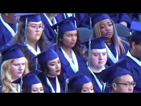 Auburn Riverside High School - Class of 2018 - Graduation Pt. 3 of 3