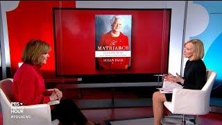 New biography explores the 'underestimated' Barbara Bush