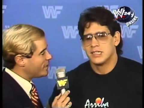 Wresting challenge 10/19/1986