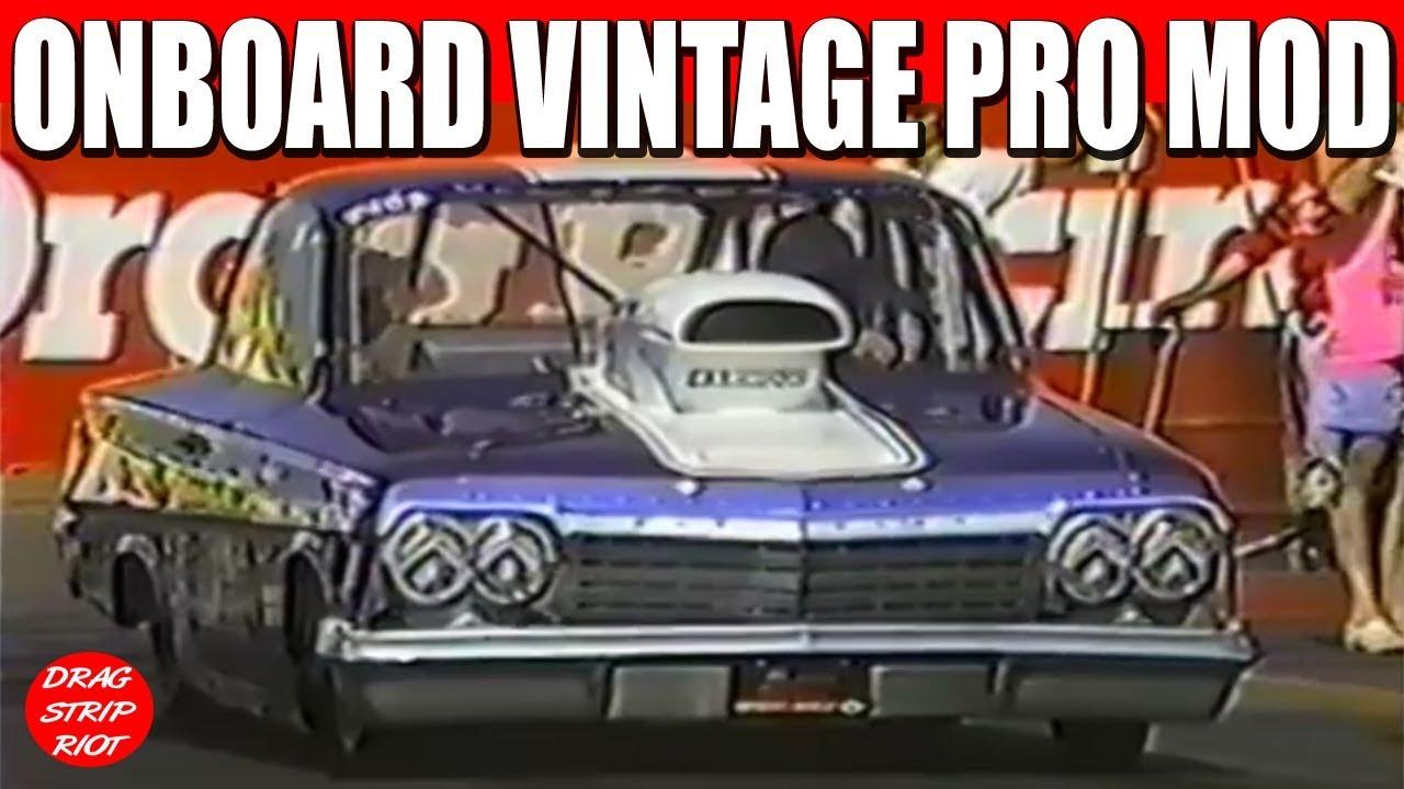 1990 Best of Famoso Raceway Pro Mod 1/4 Mile Drag Racing ...
