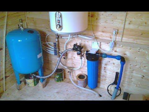 ХОЗмастер.КАК устранить проблему с подачей воды(гидроаккумулятор)ПОЛЕЗНЫЕ СОВЕТЫ