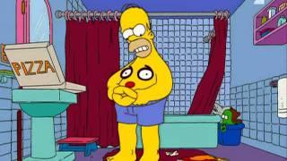 Du bist der Bauch Simpsons