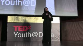 TEDxYouth@Doha - H.E. Sheikha Hanadi Al Thani - None Of The Above