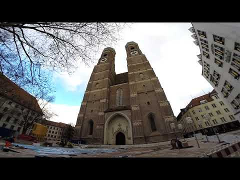 Download Walk to Munich City Center from München Hauptbahnhof (Train Station)
