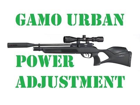 GAMO Urban Power Adjustment