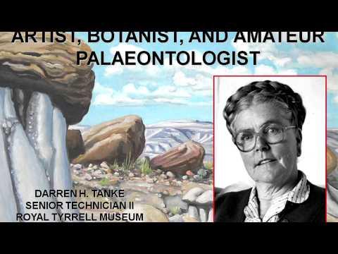 Hope Johnson (1916-2010): Artist, Botanist, and Amateur Palaeontologist