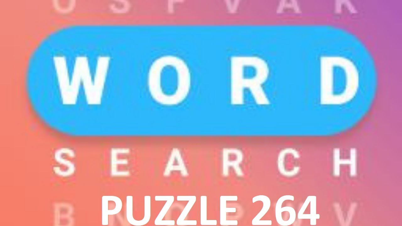 Word Search Time To Hit The Beach Youtube