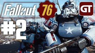 Fallout 76 PC Gameplay #2: Der Wolf im Wolfspelz