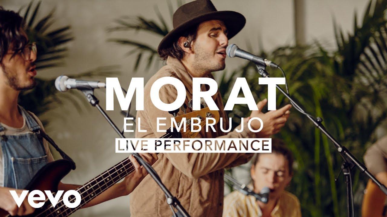 Morat - El Embrujo (Live) | Vevo X