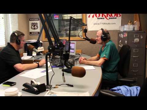 KKOB-AM Interview: Vein Center of New Mexico