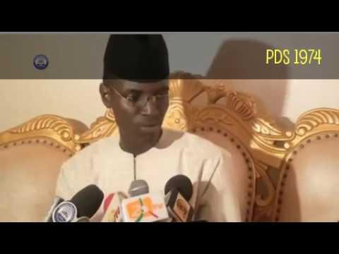 ouverneurs du senegal maklly sall 2017
