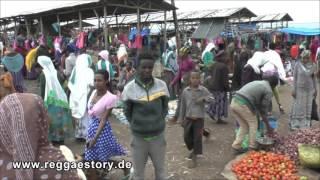 Market In Bekoji Near Assela - Ethiopia - 22.09.2015