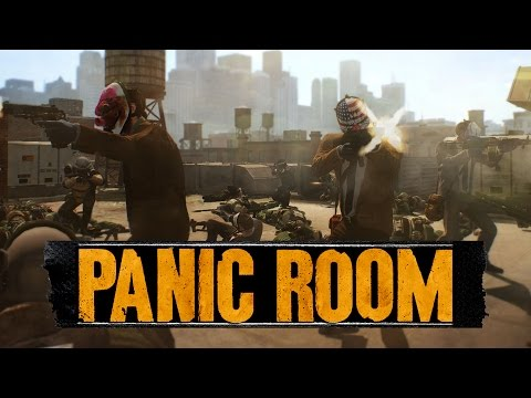 [Payday 2] One Down Difficulty - Panic Room