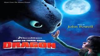How To Train Your Dragon Soundtrack 12   Not So Fireproof