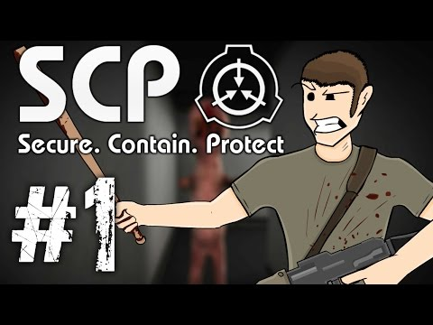 SCP Containment Breach   Gameplay   Part 1