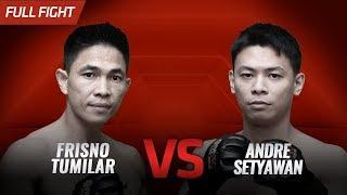 [HD] Frisno Tumilar vs Andre Setyawan || One Pride FN #35