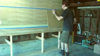 Build A Masonite Workbench