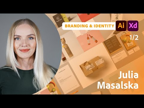 Creating Your Personal Brand Identity with Julia Masalska - 1 of 2