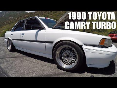 1990 Toyota Camry - Turbo